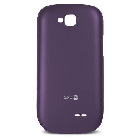 coque arri 232 re pour t 233 l 233 phone portable doro liberto 810