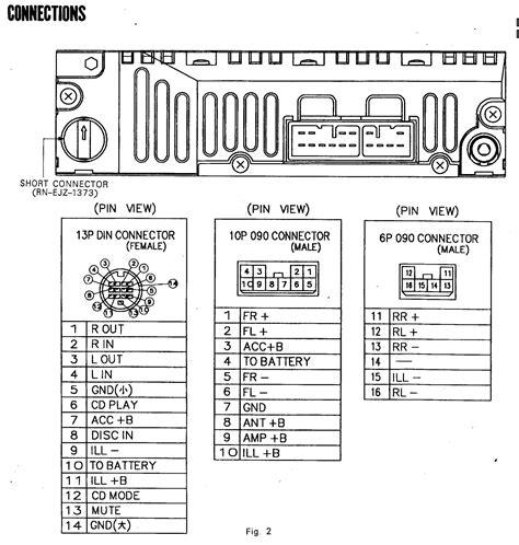 pioneer deh 150mp wiring harness diagram free wiring diagram