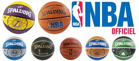 ballon de basket nba officiels