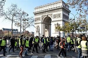 17 Novembre 2018 : gilets jaunes les autorit s ont identifi 9 sites potentiels de manifestations paris ~ Maxctalentgroup.com Avis de Voitures