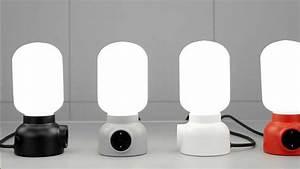 Plug Lamp - Atelj U00e9 Lyktan