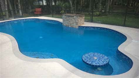 custom pool renovations palm bay  melbourne florida