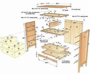 Wood Dressers Plans PDF Plans wood machinist tool chest