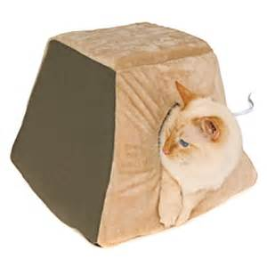 k h pet products k h pet products thermo cabin heated cat beds