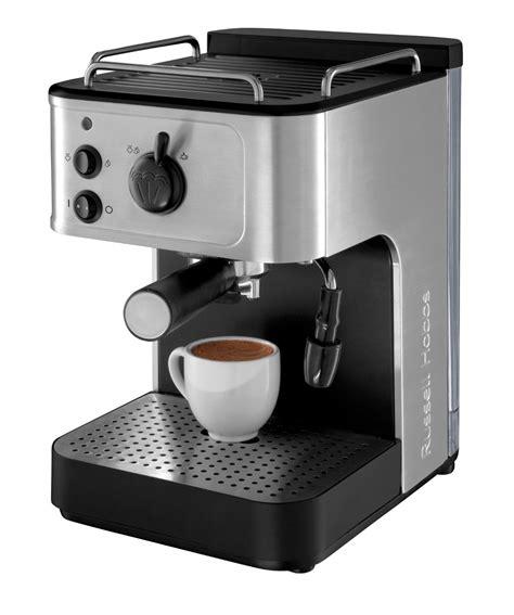 coffee espresso machine honeys giftware russell hobbs 18623 espresso coffee maker honeys giftware