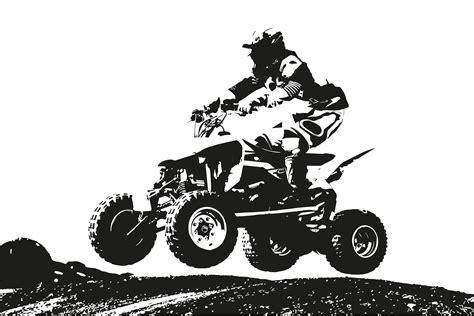 Gambar Kartun Motor Balap Road Race