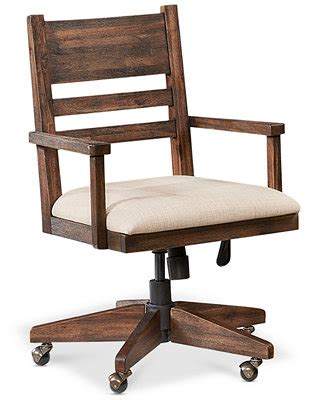 Office Chairs Macys by Furniture Avondale Home Office Desk Chair Furniture Macy S