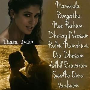 The 25+ best Tamil songs lyrics ideas on Pinterest   Theri ...