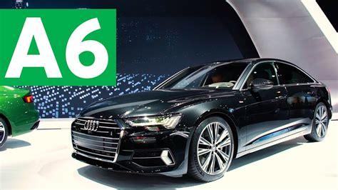 2018 New York Auto Show 2019 Audi A6  Consumer Reports
