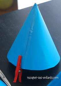 Fabriquer Un Personnage En Carton : tutoriel fabriquer un chapeau de f te en carton dans ~ Zukunftsfamilie.com Idées de Décoration