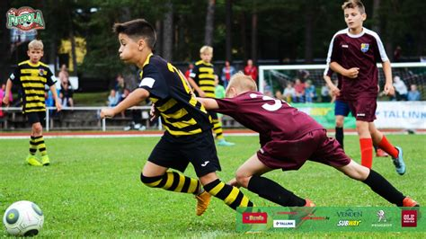 Zēnu Futbola festivāla C grupas turnīrā uzvar SK Babīte ...