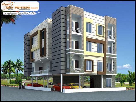Apartments : Brilliant Exterior Design For Apartment 30