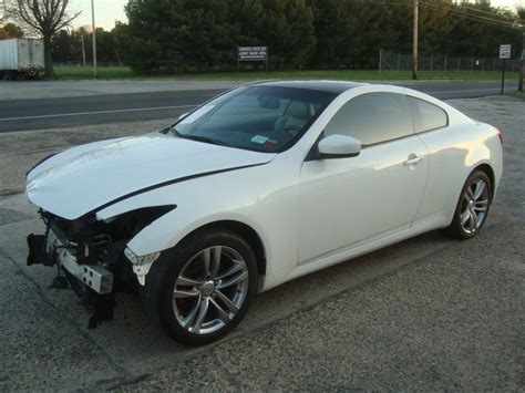 Infiniti Sales 2016 by 2009 Infiniti G37 Awd Salvage Rebuildable For Sale