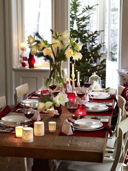 Weihnachtsdeko Tischdeko Ideen by Tischdekoration F 252 R Weihnachten Zum Selbermachen