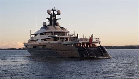Yacht Jho Low by Indonesia Police Questioning Crew Of Luxury Yacht Linked