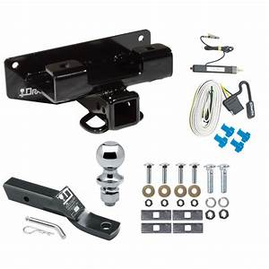 Trailer Tow Hitch For 02  Wiring