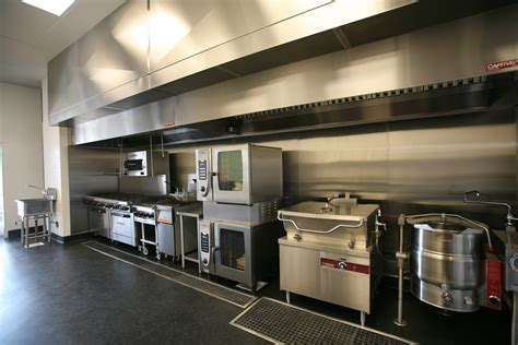 catering kitchen peter  collins architects