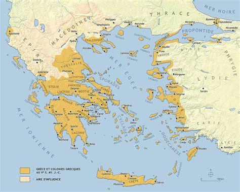 Carte Vierge Du Monde Des Cités Grecques by Gr 232 Ce Antique Wikip 233 Dia