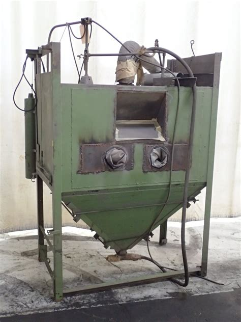 econoline sandblaster 127033 for sale used