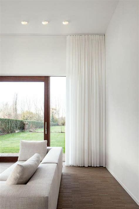 le rideau voilage dans 41 photos les salon moderne voilages et salons modernes