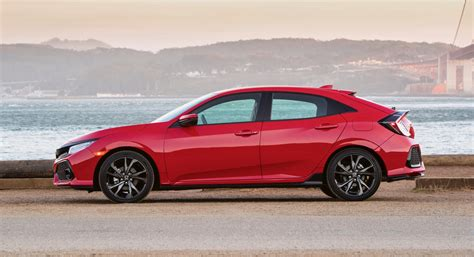 2018 Honda Civic Hatchback Priced At $20,775  The Torque