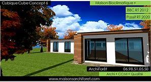 Hd Wallpapers Plan Maison Plain Pied Contemporaine Bois