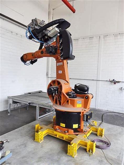 robots industrial kuka kr  tj  sale