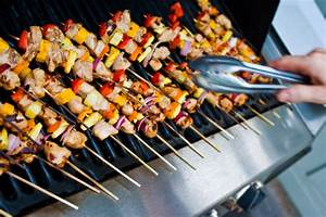 Grilled foods can be healthy if you pay attention to the ...