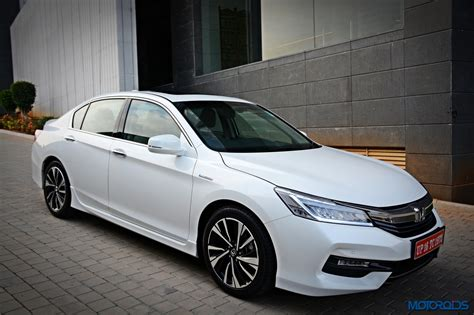New 2016 Honda Accord Hybrid Review  Swish Sagacity