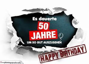 14 Geburtstag Feiern Ideen : 50 geburtstag lustige geburtstagskarte kostenlos geburtstagsspr che welt ~ Frokenaadalensverden.com Haus und Dekorationen