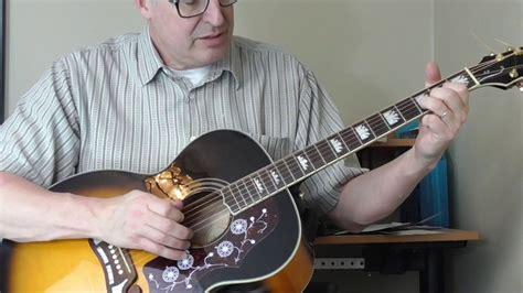 William Moore Guitar Lesson