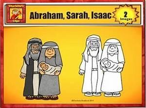 This free Abraham, Sarah, and Isaac clip art image comes ...
