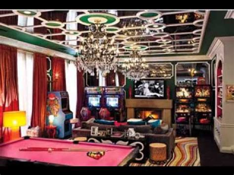 Cool Game Room Ideas For Kids Youtube