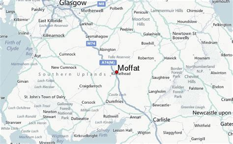 moffat location guide