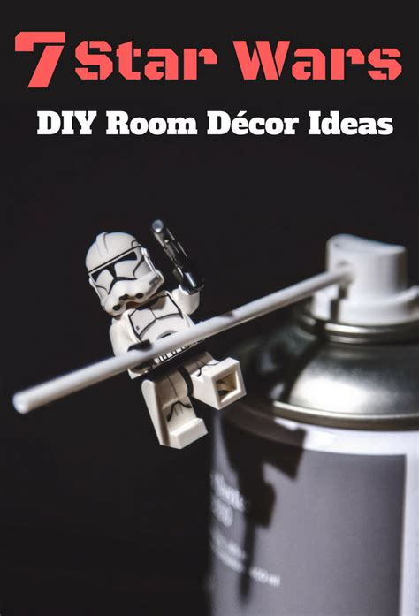 7 diy star wars room d 233 cor ideas that will blow your mind