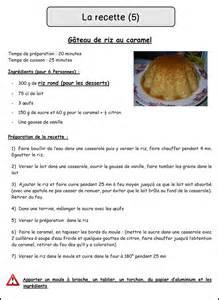 recette de la cuisine mimiclass