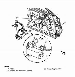 I Need A Diagram Of Where To Mount My Window Regulator W   Motor Inside My 1999 Buick Regal