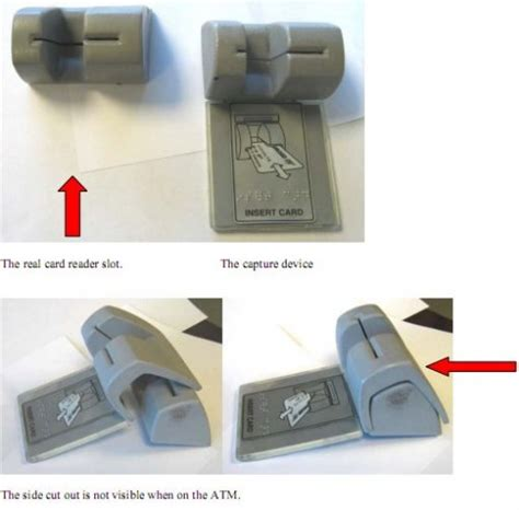 how to spot a credit card skimmer atm skimmers getting clever would you spot it gadgetynews