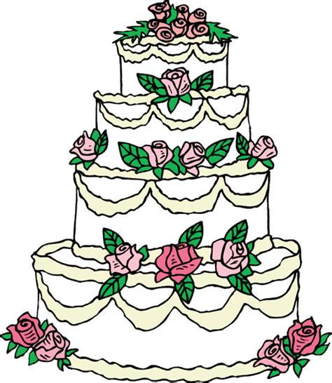 wedding cake drawing clipart wedding cake clipart bay