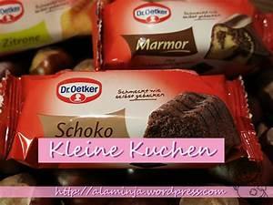 Kleine Kuchen Dr Oetker : kleine kuchen von dr oetker alaminja 39 s blog ~ Pilothousefishingboats.com Haus und Dekorationen