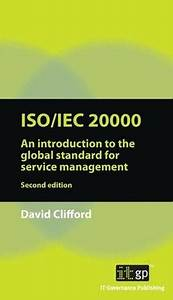 ISO/IEC 20000: A Pocket Guide, Second edition