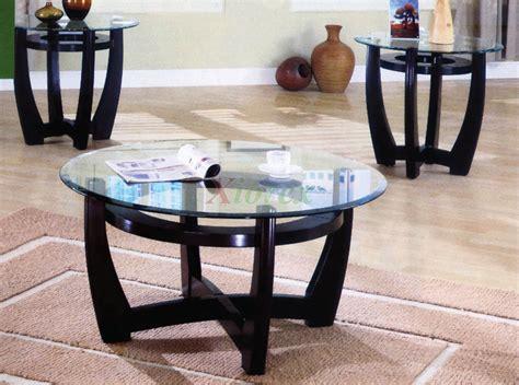 Ursa 3 Piece Living Room Table Set Xiorex