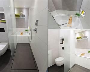 Kleines Bad Dusche : kleines bad mit dusche ~ Markanthonyermac.com Haus und Dekorationen