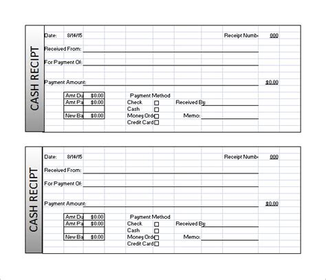 receipt template docs receipt template doc for word documents in different types you can use