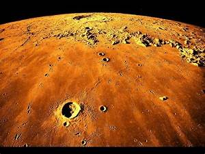Largest Craters In The Solar System - YouTube