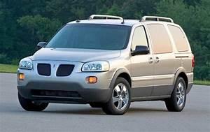 Used 2006 Pontiac Montana Sv6 Prices  Reviews  And