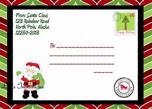 elf on the shelf inspired santa shipping label by With christmas address labels free shipping