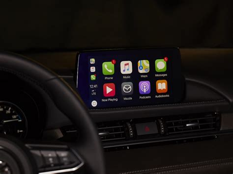 mazda expands  apple carplay  android auto campaign