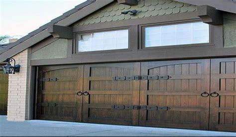 types of garage doors types of doors garage door repair installation