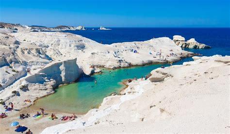 appartamenti milos grecia milos spiagge come arrivare cosa vedere guida e